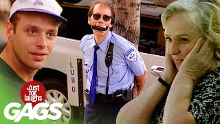 Best of Police Pranks Vol. 5 | Just For Laughs Compilation