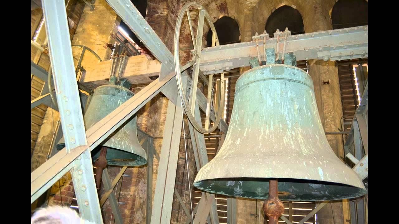 Glocken Läuten Die Weihnacht Ein