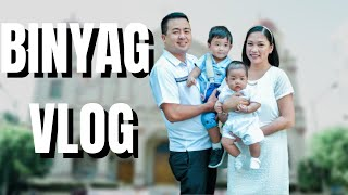 Rain's Baptism Vlog (before quarantine)   Solo baptism metro manila 2020   Christening Manila 2020
