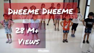 Dheeme Dheeme || Tony Kakkar || Dancehood