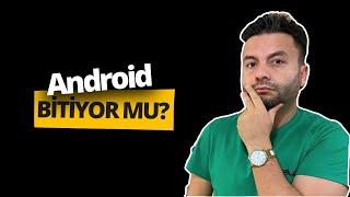 GOOGLE, TÜRKİYE'DEN GİDİYOR MU? (Android satışları duracak mı?) - Resmi Açıklama