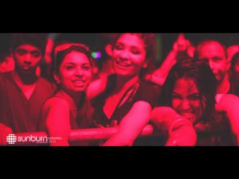 SUNBURN FESTIVAL 2012 Colombo trailer on IFilmSriLanka