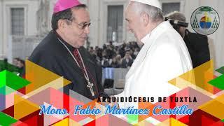 Evangelio del dia San Mateo  10, 16-23 10-07-2020 Mons. Fabio Martínez Castilla