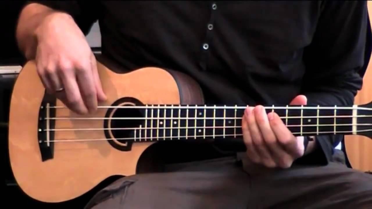 stevens bass ukulele youtube. Black Bedroom Furniture Sets. Home Design Ideas