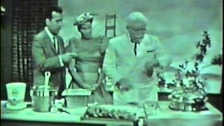 Download Colonel Harland Sanders shows Tennessee Ernie Ford & Minnie Pearl how he cooks his KFC chicken MP3 song and Music Video
