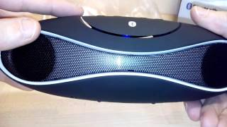 Офігенна Bluetooth колонка з Aliexpress (bluetooth speaker)