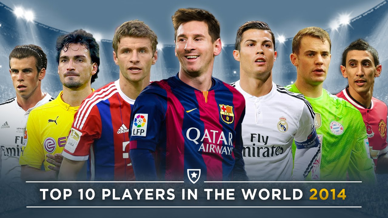 the best player in the world 2015