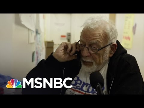 Bernie Sanders' Campaign: The Art Of The Phone Call | MSNBC