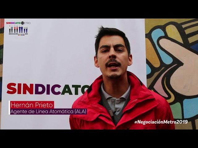 Asamblea General Socios Sindicato Metro #NegociacionMetro2019