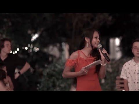Wedding MC Bali : NONI ZARA In Bilingual