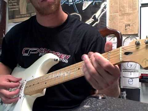 Courtesy Of The Red White And Blue Guitar Cover Toby Keith Full