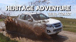WILD COAST Heritage Adventure with ISUZU