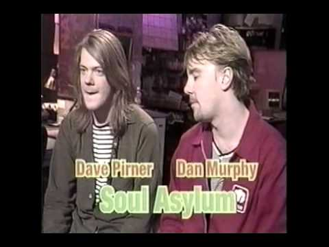 Soul Asylum - Dave and Dan 1998 Music and Interview