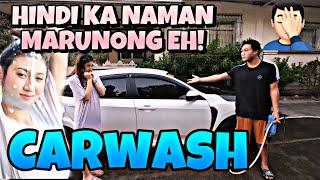CAR WASH NA HINDI MARUNONG (BRUSKOBROS)