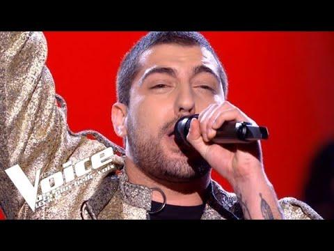 Jean-Jacques Goldman – Il suffira d'un signe | Enzo S | The Voice France 2020 | K.O.