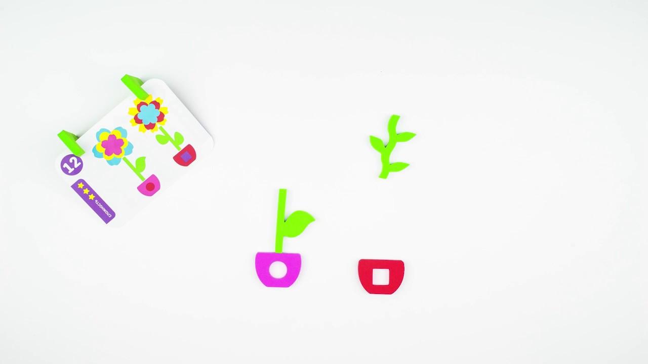 07-001 Развивающая игра с карточками