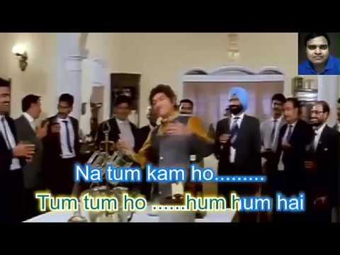 Peele Peele o mere raja Karaoke movie Tiranga by Rajesh Gupta