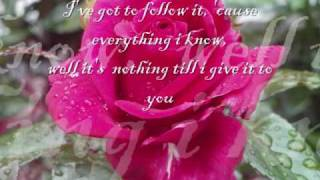 making love out of nothing at all by airsupply(w/lyrics)