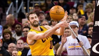 NBA Amazing Touchdown Passes