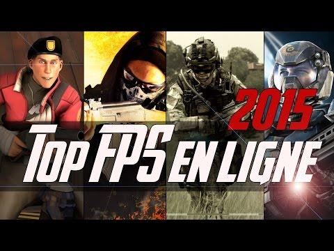 Top 15 des FPS en ligne 2015   PC