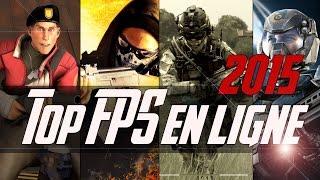 Top 15 des FPS en ligne 2015 | PC