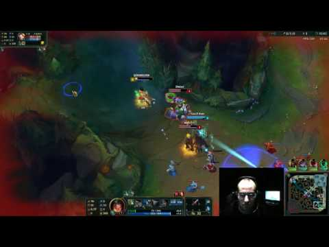 Forg1ven gets lvl 1 cheesed 4 times in 4 minutes