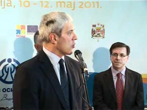 Serbian President Tadic at Meet the Buyer 2.flv