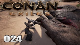 CONAN EXILES [024] [Elefantentöter] [Multiplayer] [Deutsch German] thumbnail