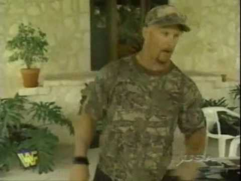 stone cold interview in his house funny 05 09 1997