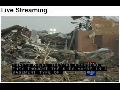 F5 Moore Oklahoma Tornado Devastation 5-20-2013 Part 4