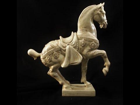 Tang Horse Statue repair