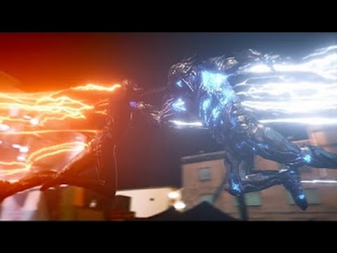 The Flash Vs Savitar The Flash 3x15 Savitar Escapes From