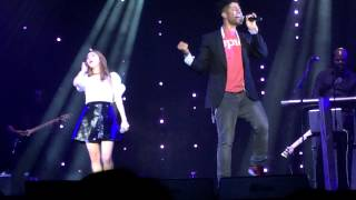 14.12.13 Eric Benet & Ailee(에일리) - Spend My Life With You(Live)