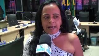 Eliane Machado afirma que a comunidade da Serra do Vieira não está abandonada
