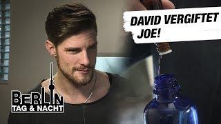 Berlin - Tag & Nacht - David vergiftet Joe! #1693 - RTL II
