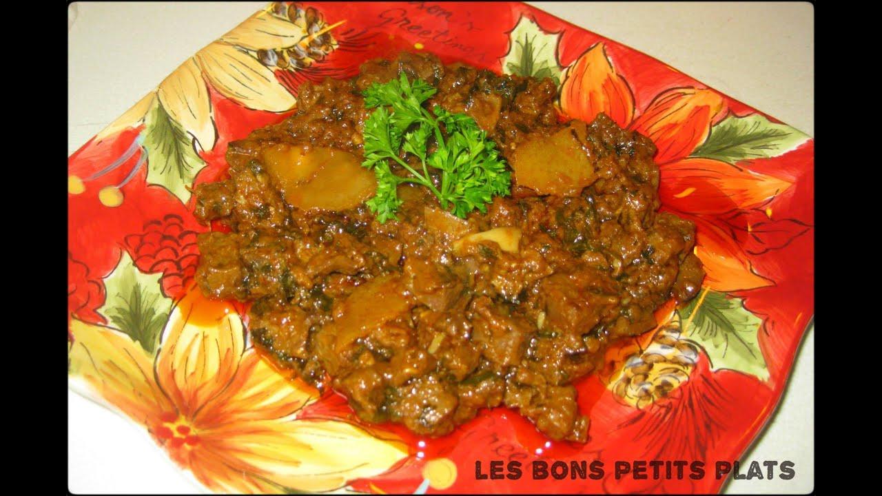 Kbida mcharamla foie en sauce a la marocaine youtube - Foie de veau vinaigre balsamique ...