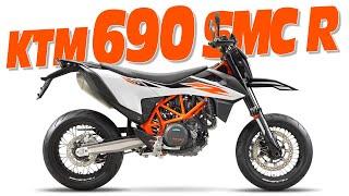 KTM 690 SMC R - test, opinia, recenzja - CMV Moto Testy