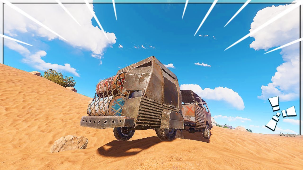 NEW SEASON & UPDATE is here.. And this update is CRAZY! (SOLO VANILLA RUST #1 S56)