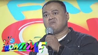 It's Showtime Funny One: Winer Aguilar