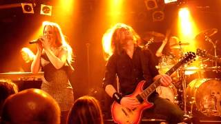 Epica Deter the Tyrant @ Escape Veenendaal 10-3-2012 Try-out
