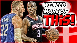 THE NBA'S NEW BIGGEST RIVALRY! WE NEEDED THIS | CAVS PLAYERS ARE GIVING UP!