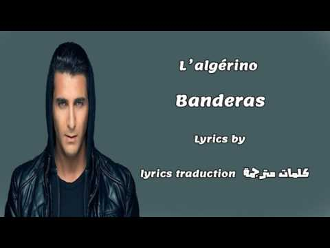 L'algerino -banderas- lyrics paroles