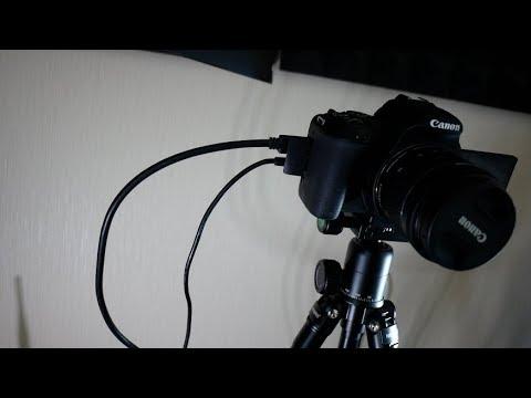 Камера как вебка для стрима?!