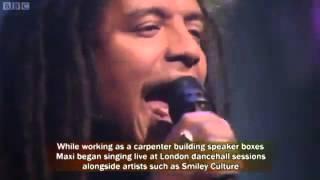 Maxi Priest - Wild World (1988) Reggae at the BBC