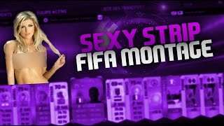 FIFA: THE BEST MOST SEXY STRIP FIFA COMPILATION! - Ultimate Team Ft. KSI, JMX, Fangs & More!