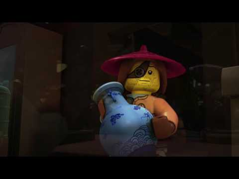 Jay Vincent - Ninjago Soundtrack | Ronan (From Episode 47: Stiix and Stones)