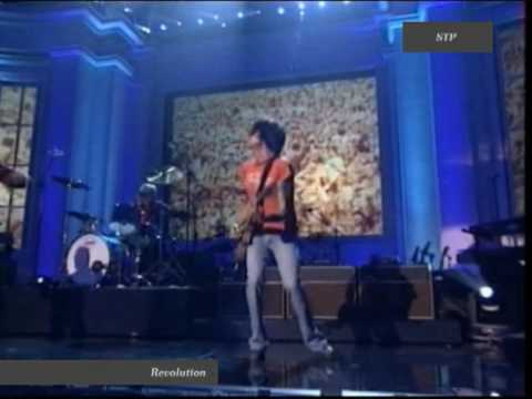 Stone Temple Pilots - Revolution (Beatles) (live 2001) HQ 0815007