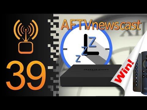 Custom Fire TV Timers & Giveaways  - AFTVnewscast 39