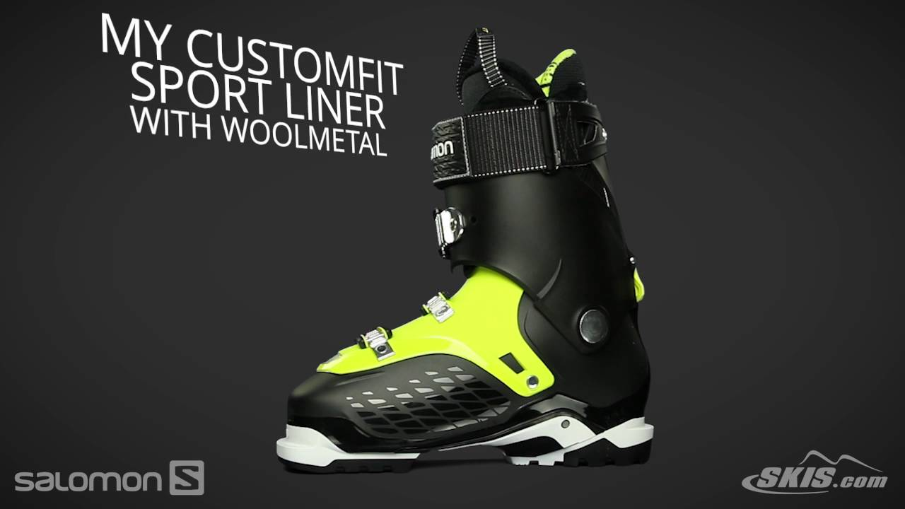 Salomon Mens Skisdotcom Quest Boot Access 2017 By 90 Overview HE9eDbW2IY