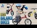 10 Best Balance Bikes 2018